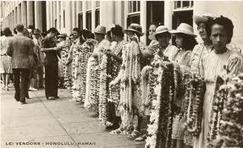 History of the Hawaiian Lei | ❀ hawaiibuzz ❀ | Scoop.it