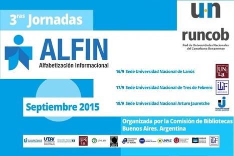 RUNCOB. Comisión de Bibliotecas | ALFIN Iberoamérica | Scoop.it