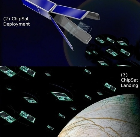 NASA Is Building a Tiny Mothership to Explore Distant Lunar Oceans | Vloasis sci-tech | Scoop.it