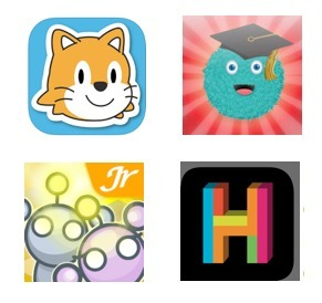 4 Coding Apps For Kindergarten and Elementary School -- THE Journal | iPad i undervisningen | Scoop.it