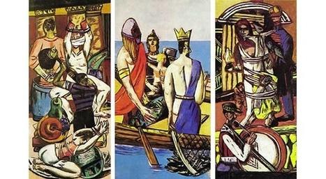 L'Art «dégénéré», l'art détesté par les Nazis, s'expose à New York | Slate | ART, His Story are Culture for ALL | Scoop.it