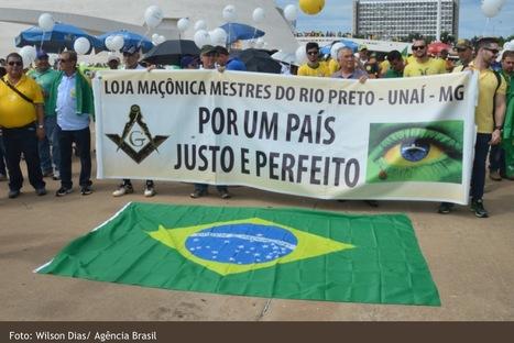 O Brasil sumiu do mapa da insubmissão | EVS NOTÍCIAS... | Scoop.it