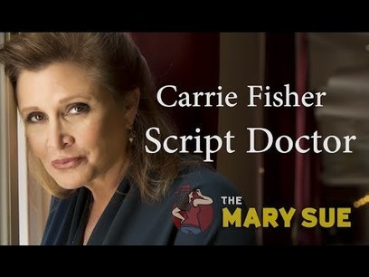 Remembering Carrie Fisher, Writer | M-learning, E-Learning, and Technical Communications | Scoop.it
