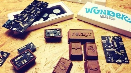 WunderBar: break off a piece of the Internet of Things | Gizmag | Robolution Capital | Scoop.it