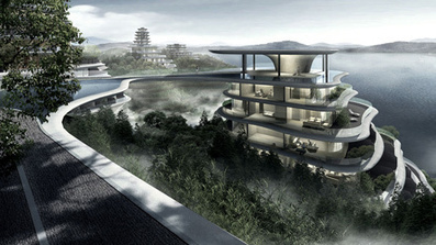 MAD unveils plans for towering village in the mountains   What Surrounds You   Scoop.it