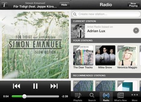 Spotify lance sa radio sur mobiles - 20minutes.fr | Radio 2.0 (En & Fr) | Scoop.it