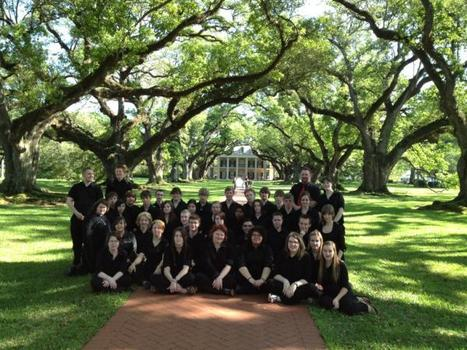 UNO Music Clinic | Oak Alley Plantation: Things to see! | Scoop.it