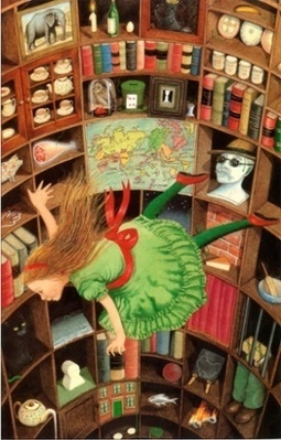 Anthony Browne: how I re-imagined Alice in Wonderland | The Art of Literature | Scoop.it