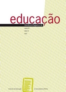 Revista Portuguesa de Educação | Edulateral | Scoop.it
