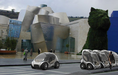 A Tiny, Fold-up Electric Car Will Hit Streets This Year | Chaos and Uncertainty | Scoop.it