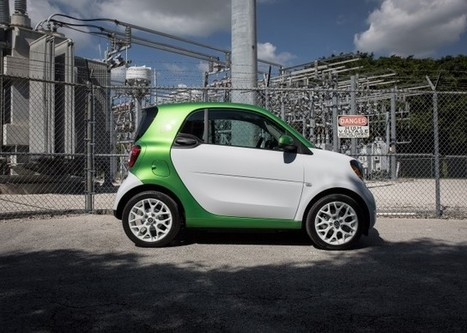 2017 Smart ForTwo Electric Drive: first drive of electric two-seat car | All About Cars. | Scoop.it
