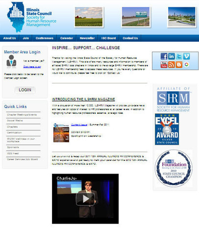 Illinois State Council of SHRM: Keynote Speaker Line-Up for 2012 | HR | Scoop.it