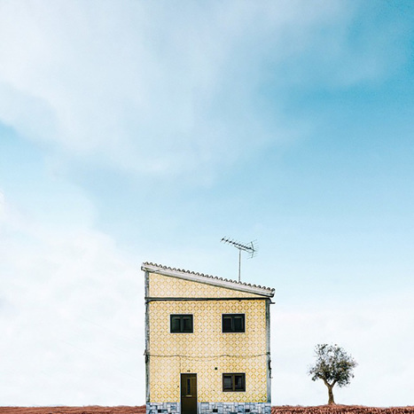 "Les ""Lonely Houses"" du photographe Manuel Pita aka Sejkko | Graine de Photographe The Blog | Photo 2.0 | Scoop.it"