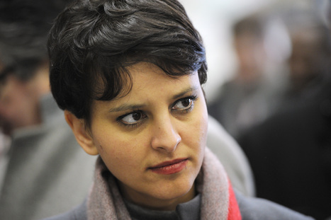 Najat Vallaud-Belkacem s'attaque au « plafond de verre » | Najat Vallaud-Belkacem | Scoop.it