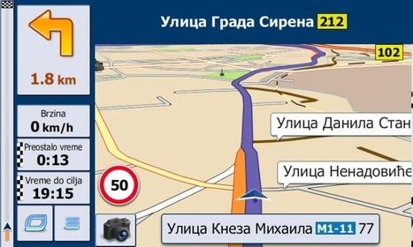 iGO Primo za Android i Iphone-vrhunska GPS aplikacija | Navigacija | Scoop.it
