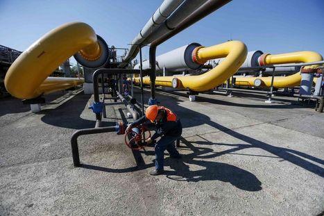 La Hongrie suspend la livraison de gaz à l'Ukraine ' Histoire de la Fin de la Croissance ' Scoop.it