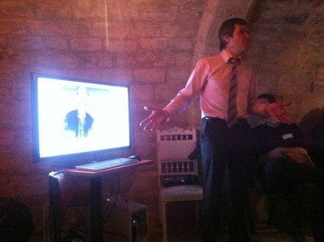 Meetup 3D Printing Paris: The Community is Taking Shape | 3D ... | Maker Stuff | Scoop.it