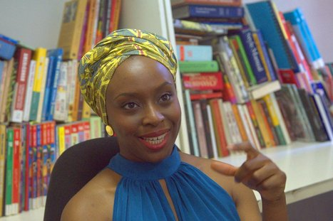 Chimamanda Ngozi Adichie's Literary Lagos | Lectures interessants | Scoop.it