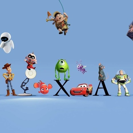 The Pixar Theory: Every Character Lives in the Same Universe   Digital Cinema - Transmedia   Scoop.it