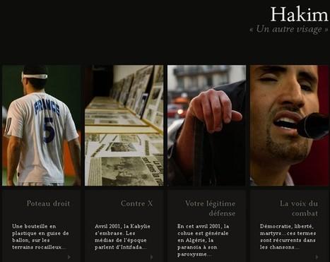 """""""Hakim, un autre visage"""", prix multimédia France Info - XXI du reportage   L'actualité du webdocumentaire   Scoop.it"""