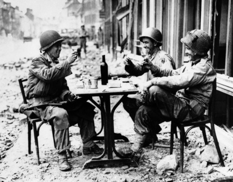 World War II: The Allied Invasion of Europe | Interesting Photography | Scoop.it