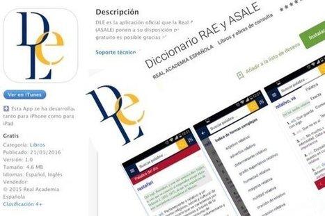 (ES) - Nuevas aplicaciones para consultar el Diccionario en dispositivos móviles   Real Academia Española   Translation   Scoop.it