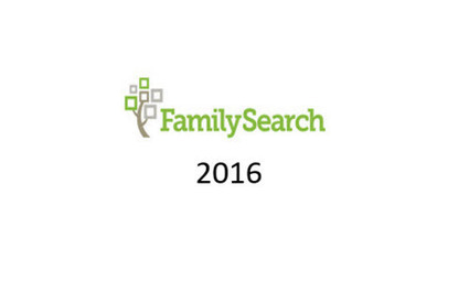 Douze changements à venir sur le site FamilySearch en 2016 | Rhit Genealogie | Scoop.it