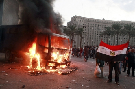 Egypt Live Blog | Al Jazeera Blogs | Human Rights and the Will to be free | Scoop.it