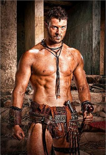 'Spartacus: War of the Damned,' talks about playing one of TV's first gay action heroes! | JIMIPARADISE! | Scoop.it