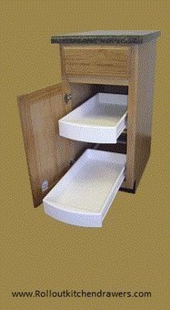 Miraculous Organize Your Kitchen With Pull Out Drawers K Squirreltailoven Fun Painted Chair Ideas Images Squirreltailovenorg