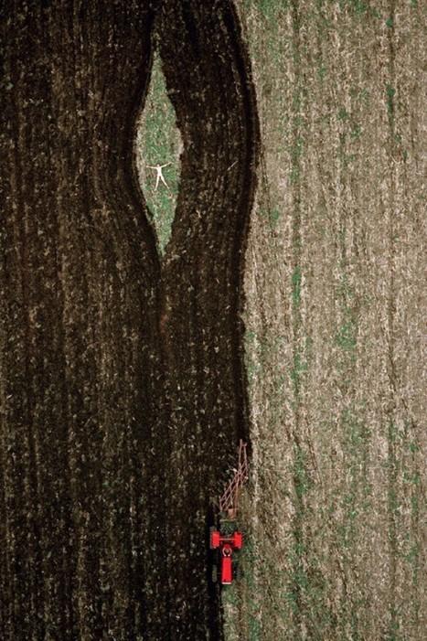Aerial Nudes by John Crawford | Affinities | Scoop.it