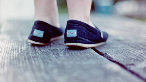 The Rise Of Storydoing: Inside The Staggering Success Of Toms Shoes   Styles Of Shoes I Want   Scoop.it