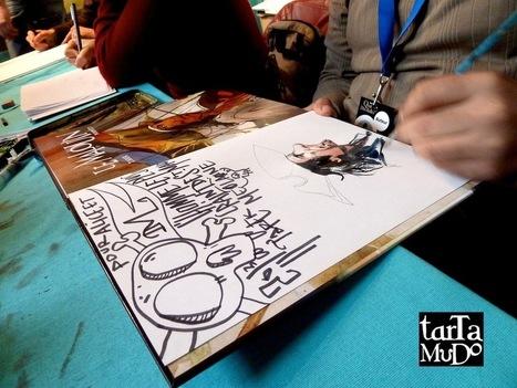 Quai des bulles 2013 | The art of Tarek | Scoop.it