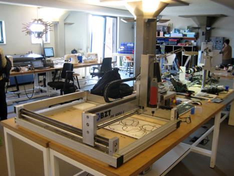 Le rôle des open labs dans les processus créatifs des organisations | FabLab - DIY - 3D printing- Maker | Scoop.it