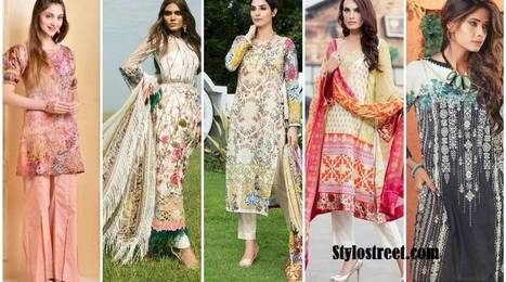 eb444162fc Top Designer Summer Lawn Brands in Pakistan 201...