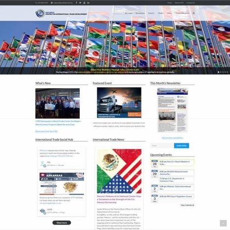 Latest News from the San Diego CITD - August 2016 | International Trade | Scoop.it