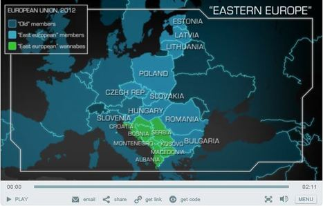 "Time to scrap ""Eastern Europe"" 