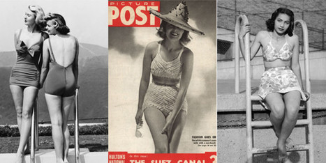Our Favorite Swimsuits In Recent History | Xposed | Scoop.it