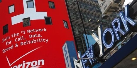 Verizon is making a foray into the 'game changer' technology Wall Street is pumped about | SOCIALFAVE - Complete #SMM platform to organize, discover, increase, engage and save time the smartest way. #TOP10 #Twitter platforms | Scoop.it