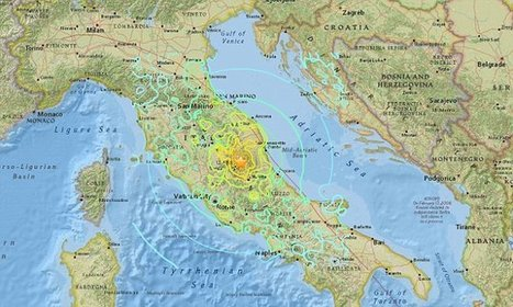 Apennine Mountains\' in NERC media coverage | Scoop.it