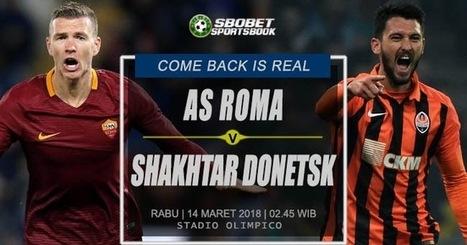 As Roma In Berita Bola Terbaru Scoop It