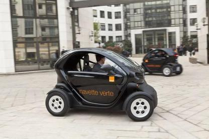 All-Electric Car Sharing Platform Launches In France | Cities of the Future | Scoop.it