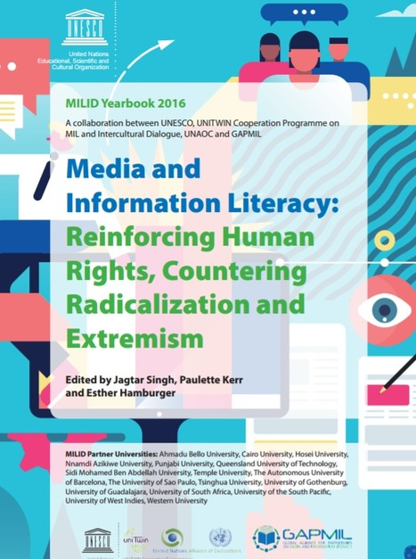 MIL:&nbsp;Reinforcing Human<br/>Rights, Countering<br/>Radicalization and<br/>Extremism | Educa&ccedil;&atilde;o&amp;Web | Scoop.it