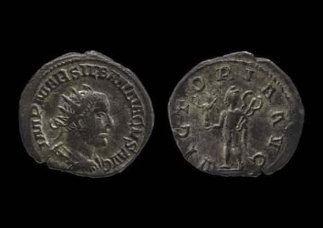 Silbanaco, el desconocido emperador romano que la historia olvidó | Cultura Clásica | Scoop.it