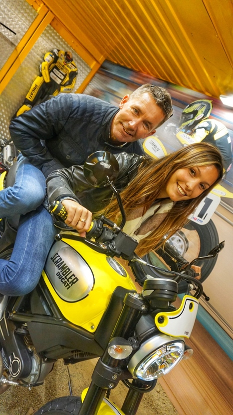 EICMA 2015. Day 1 - Ducati | Ductalk Ducati News | Scoop.it