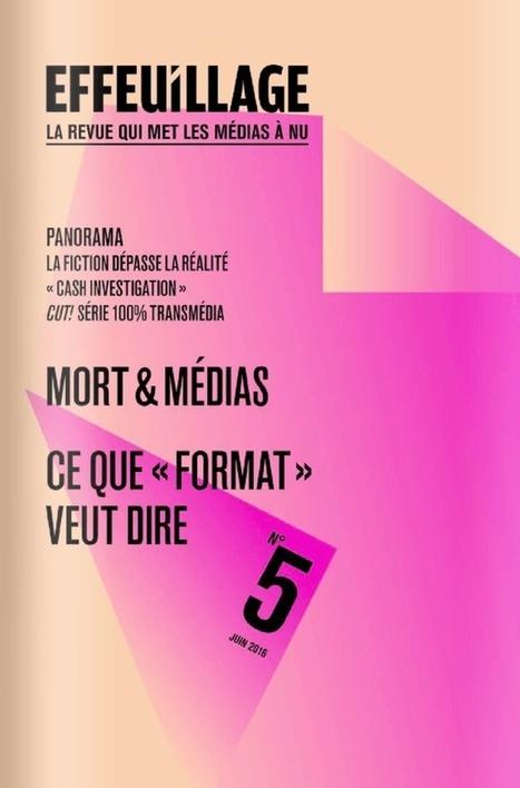 Effeuillage,la revue qui met les medias à nu | CELSA étudiants | Scoop.it