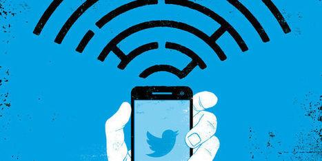 En amphi de droit, Twitter remplace la main levée   FLE en ligne   Scoop.it