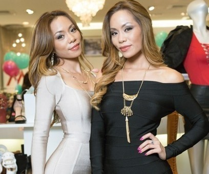 Twin Power ~ To-Tam and To-Nya Sachika | Best of the Los Angeles Fashion | Scoop.it