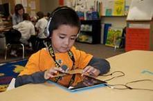 iPad app shows promise in strengthening the reading skills of young children   iPad Apps for Education   Scoop.it