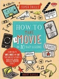 5 Tools for Movie Making in Your MakerSpace   Future of School Libraries   Scoop.it